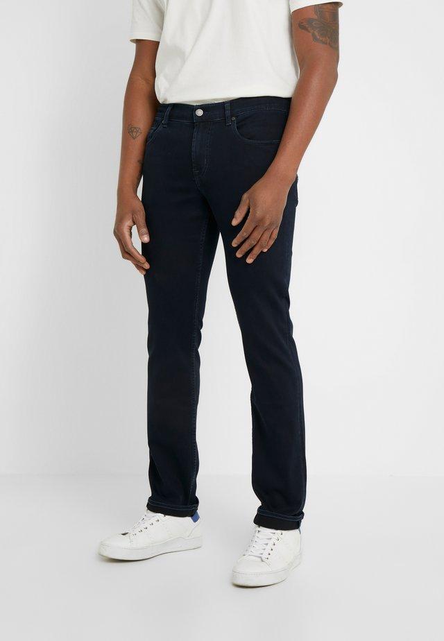 Vaqueros slim fit - blue black