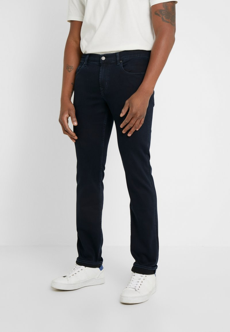7 for all mankind - Jeans Slim Fit - blue black