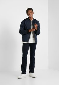 7 for all mankind - Jeans Slim Fit - blue black - 1