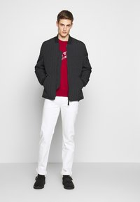 7 for all mankind - SLIMMY - Slim fit jeans - white - 1