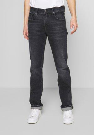 SLIMMY - Slim fit jeans - washed black