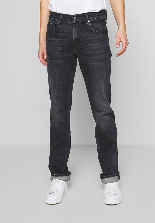 SLIMMY - Jeans slim fit - washed black