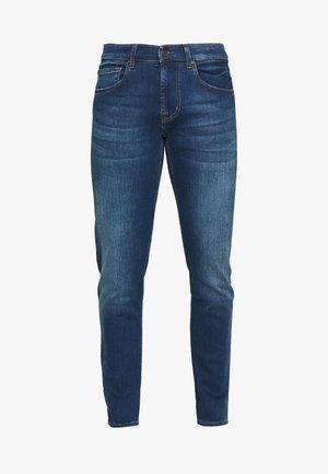 SLIMMY TAP - Jeans Slim Fit - mid blue