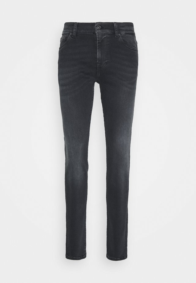 RONNIE  - Jeans Slim Fit - black