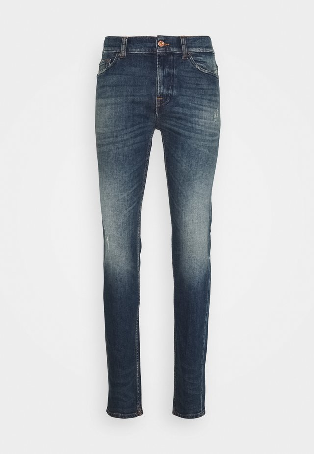 RONNIE CAVALRY  - Jeans Slim Fit - dark blue