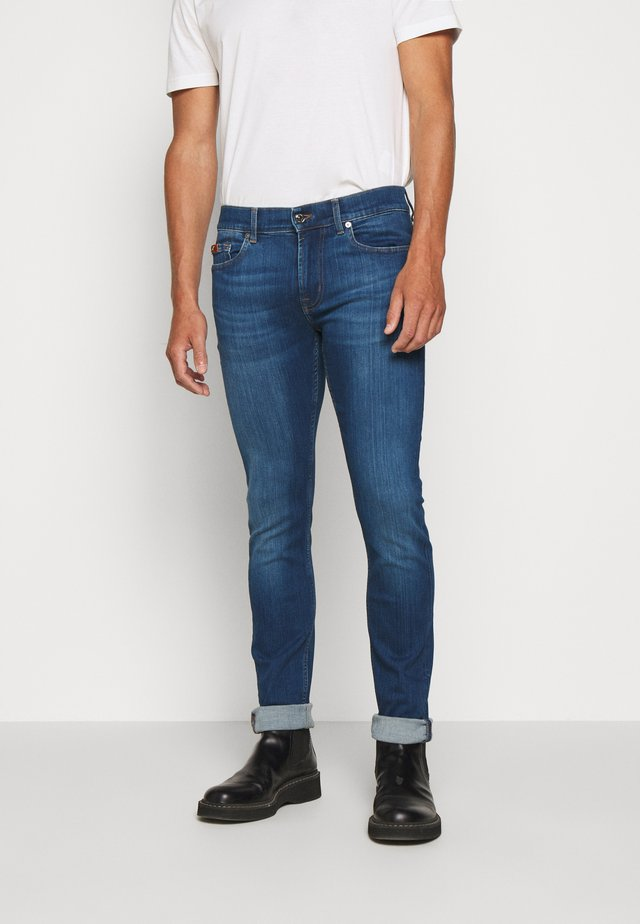 RONNIE SPECIAL EDITION BATTLE - Jeansy Slim Fit - dark blue