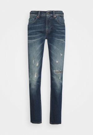 SLIMMY GUARD  - Zúžené džíny - dark blue