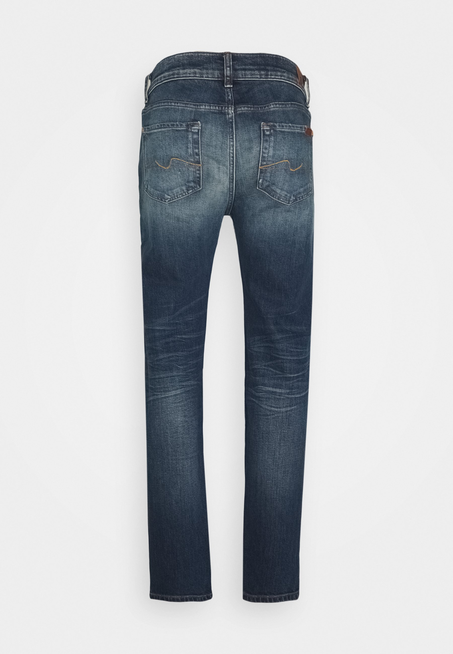 7 For All Mankind Slimmy Guard - Jeans Tapered Fit Dark Blue