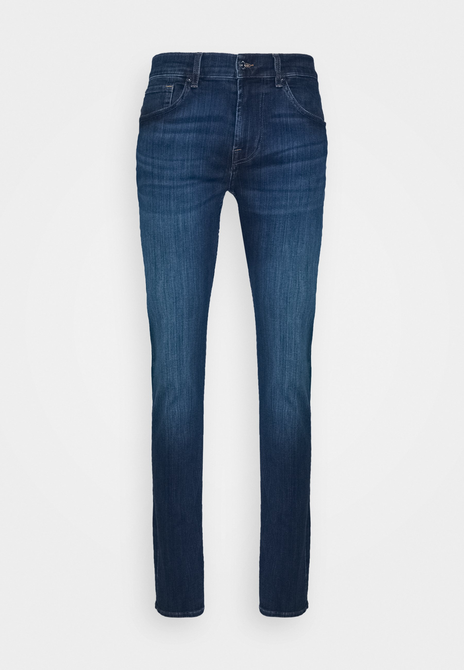 7 For All Mankind Slimmy Stretch Tech - Jeans Slim Fit Dark Blue
