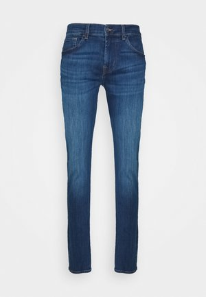 SLIMMY STRETCH TECH - Slim fit jeans - dark blue