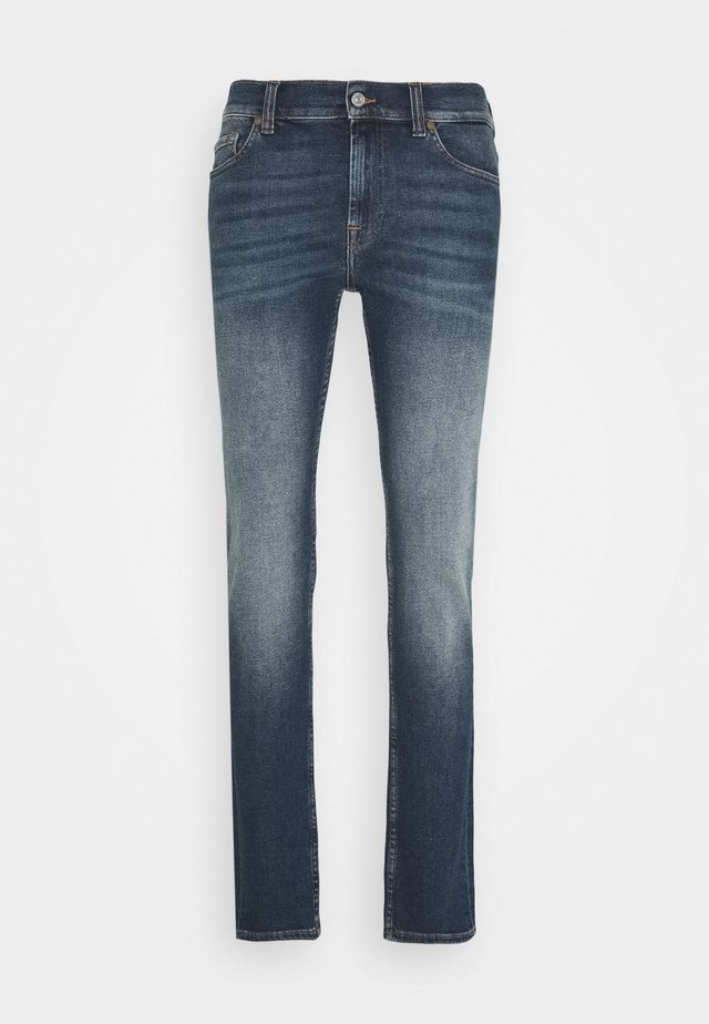 RONNIE LUXVINDEFBLU - Jeans Slim Fit - dark blue