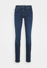 7 for all mankind - RONNIE SPECIAL EDITION UNIFORM - Jeans slim fit - dark blue - 0