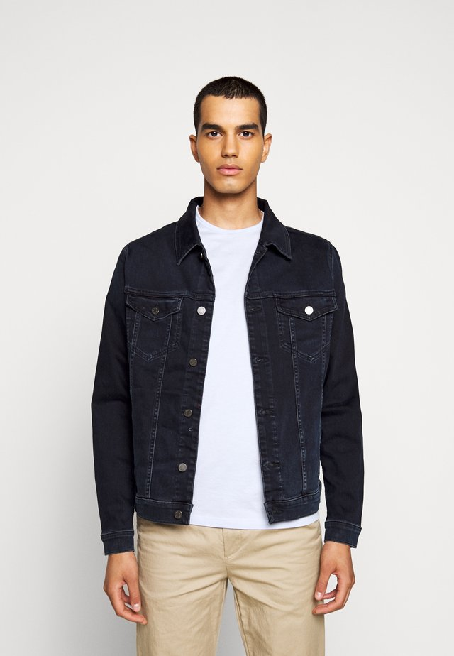 PERFECT JACKET - Kurtka jeansowa - dark blue