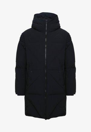 BERYLS - Kabát zprachového peří - noir