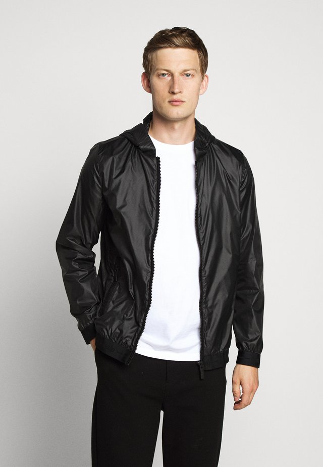 LANCELOT - Leichte Jacke - noir