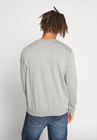 Santa Cruz - UNISEX CLASSIC DOT CREW  - Sweatshirt - dark heather - 2