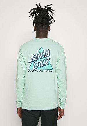 SANTA CRUZ UNISEX LONG SLEEVE - Camiseta estampada - mint