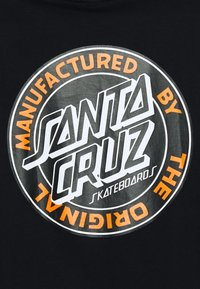 Santa Cruz - unisex dot - T-shirt con stampa - black - 2