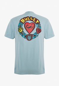 Santa Cruz - unisex bullet poison - Print T-shirt - powder blue - 1