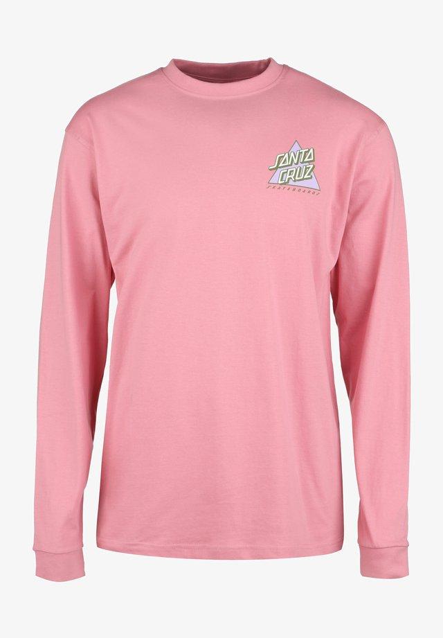 NOT A DOT - T-shirt à manches longues - rose pink