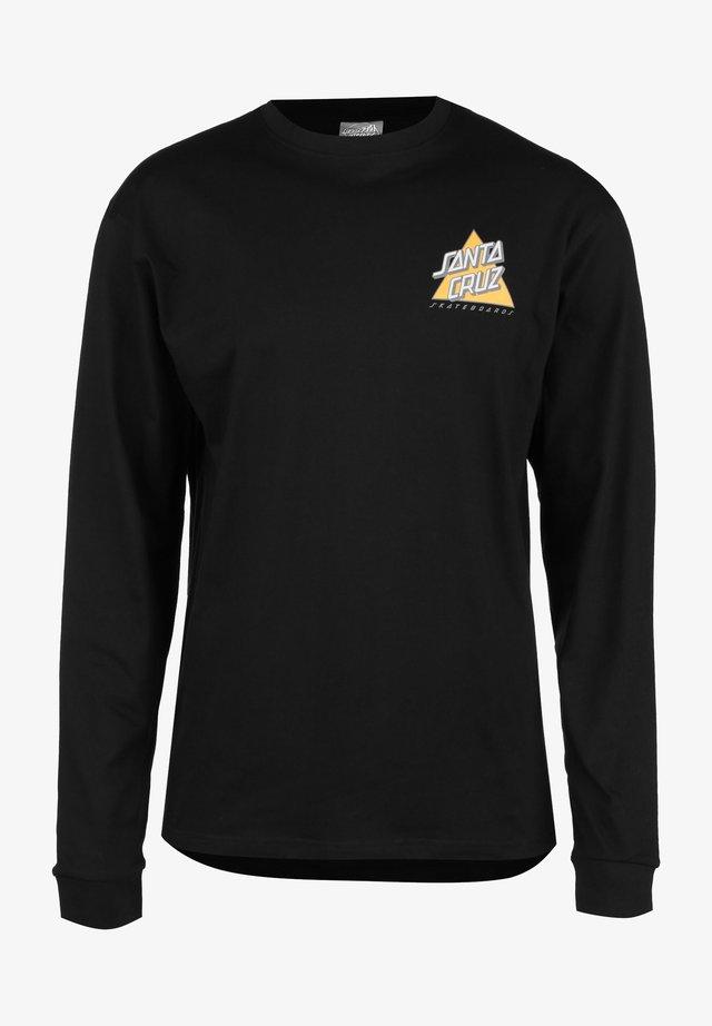 NOT A DOT - T-shirt à manches longues - black