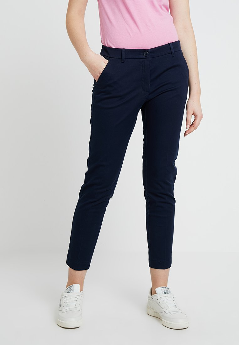Sisley - BASIC - Chinos - navy