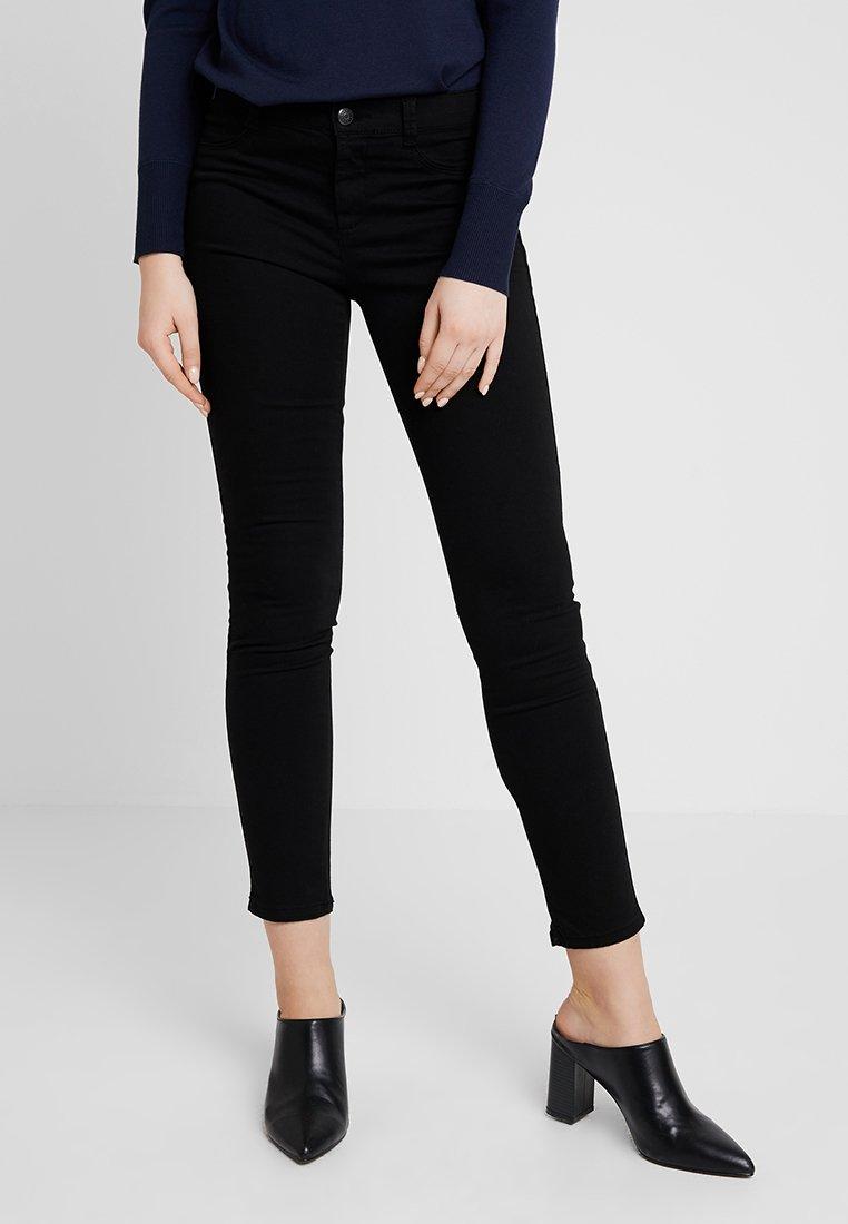Sisley - BASIC - Jeans Skinny Fit - black