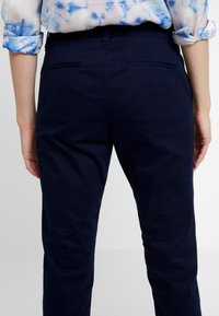 Sisley - TROUSERS - Pantaloni - dark blue