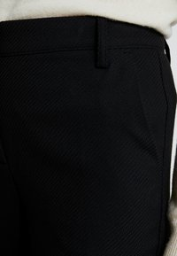 Sisley - TROUSERS - Pantaloni - black - 5