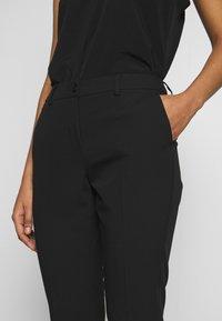 Sisley - TROUSERS - Pantaloni - black - 3