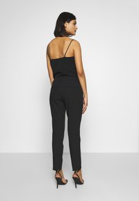 Sisley - TROUSERS - Pantaloni - black - 2