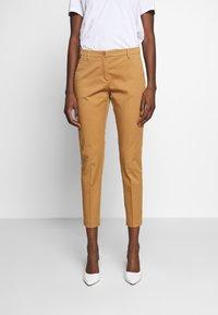 Sisley - Chino - brown - 0