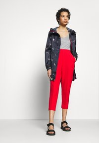 Sisley - TROUSERS - Trousers - red - 1