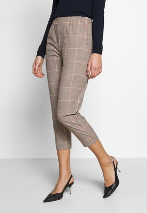 TROUSERS - Chinos - beige