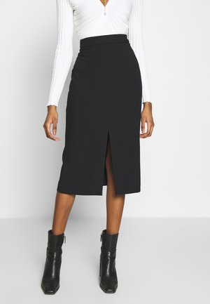 SKIRT - Jupe crayon - black