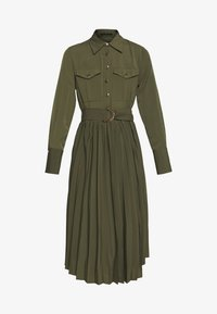 Sisley - DRESS - Kjole - khaki - 5