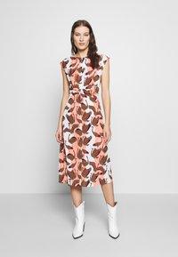 Sisley - DRESS - Vestito estivo - multi-coloured - 0