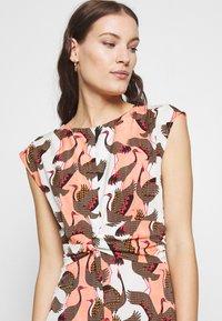 Sisley - DRESS - Vestito estivo - multi-coloured - 5