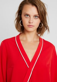 Sisley - BLOUSE - Camicetta - red - 3