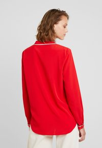 Sisley - BLOUSE - Camicetta - red - 2