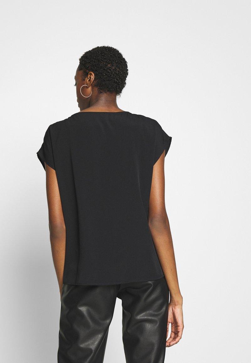 Sisley - BLOUSE - Bluser - black
