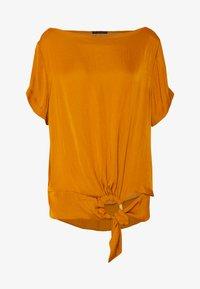 Sisley - BLOUSE - Camicetta - yellow - 4