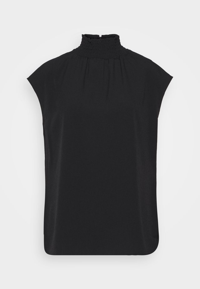 BLOUSE - Bluser - black