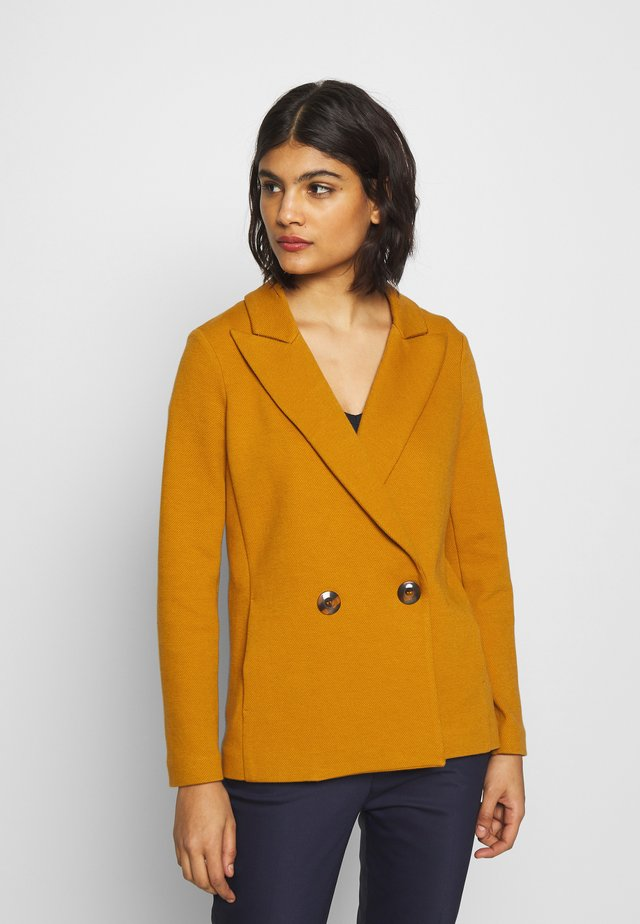 JACKET - Bleiseri - yellow