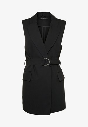 WAISTCOAT - Waistcoat - black