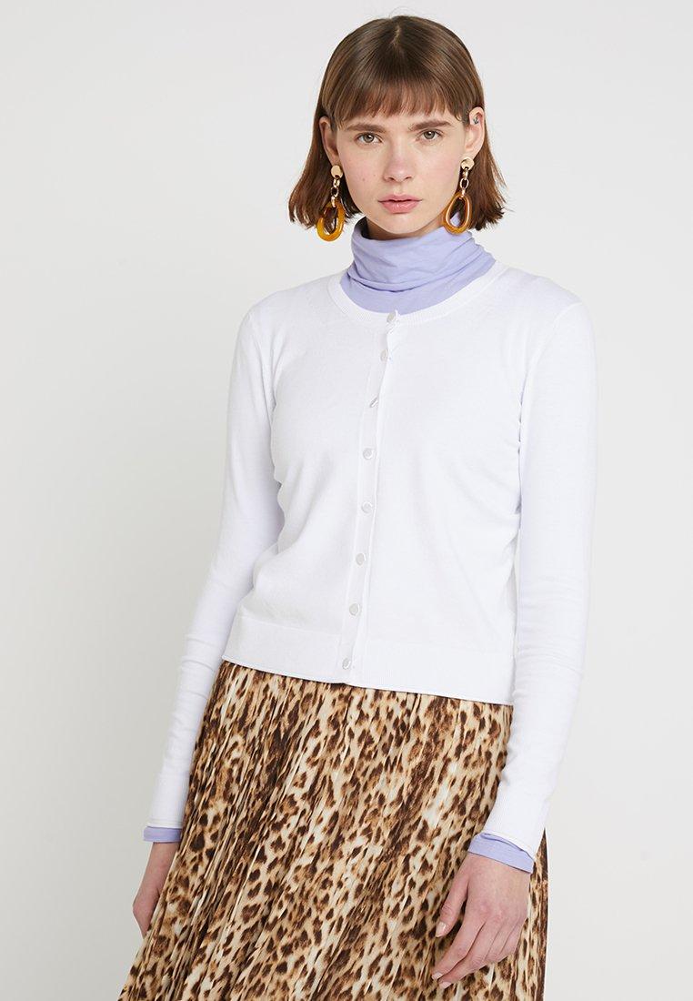 Sisley - Cardigan - white
