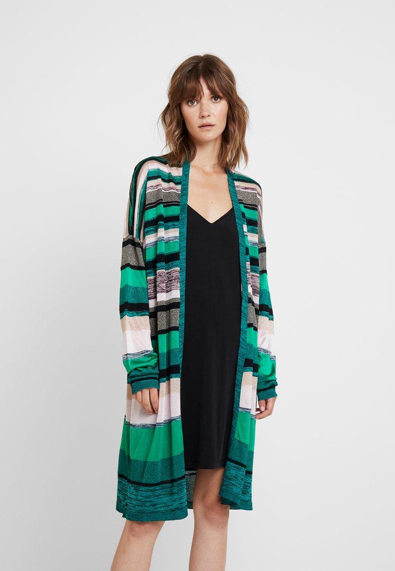 Sisley - CARDIGAN - Cardigan - multi-coloured