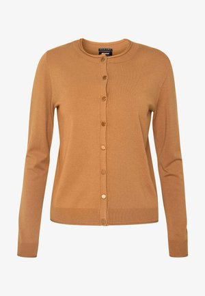 SWEATER - Cardigan - camel