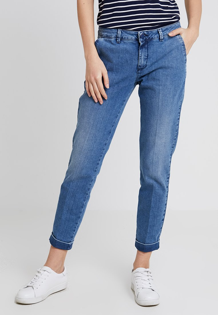 Sisley - Jeans Slim Fit - light blue