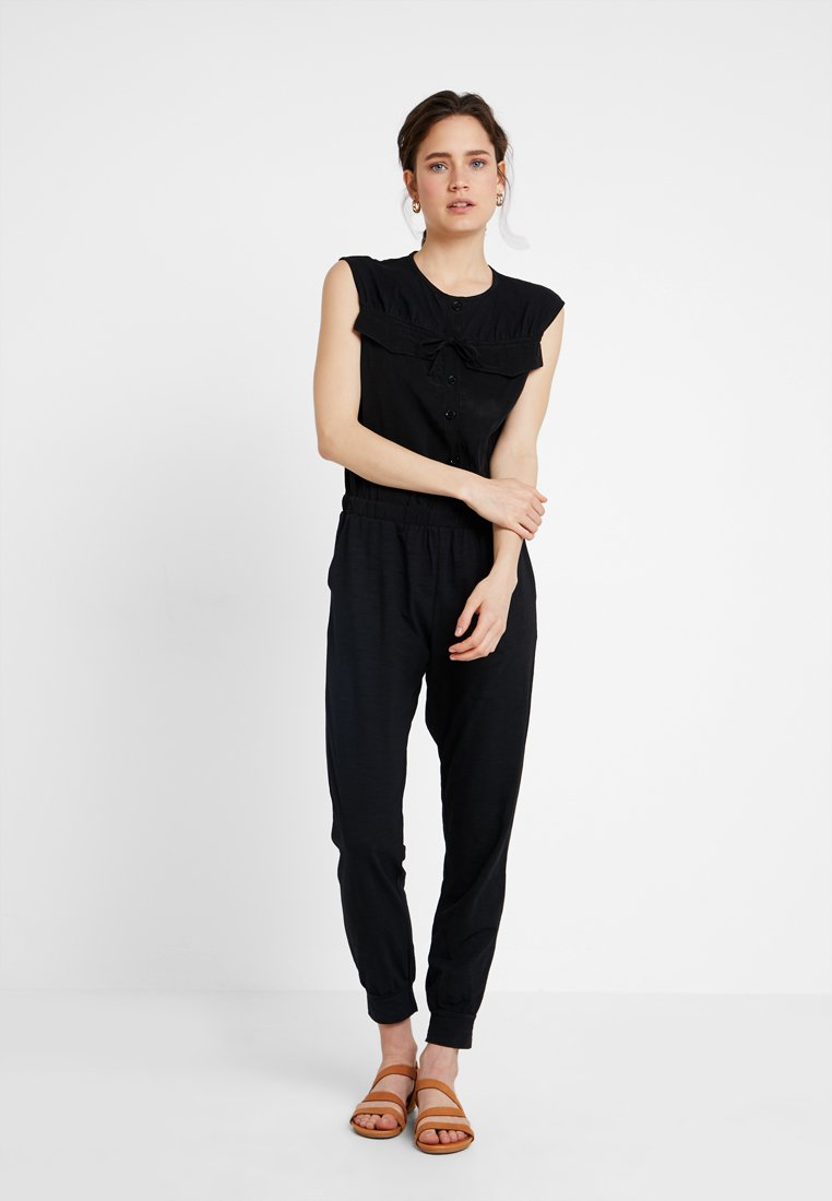 Sisley - Jumpsuit - black
